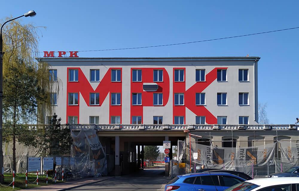 Zdjęcie budynku MPK